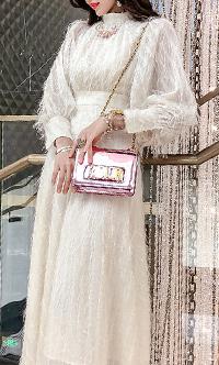 时尚百搭休闲衬衫裙